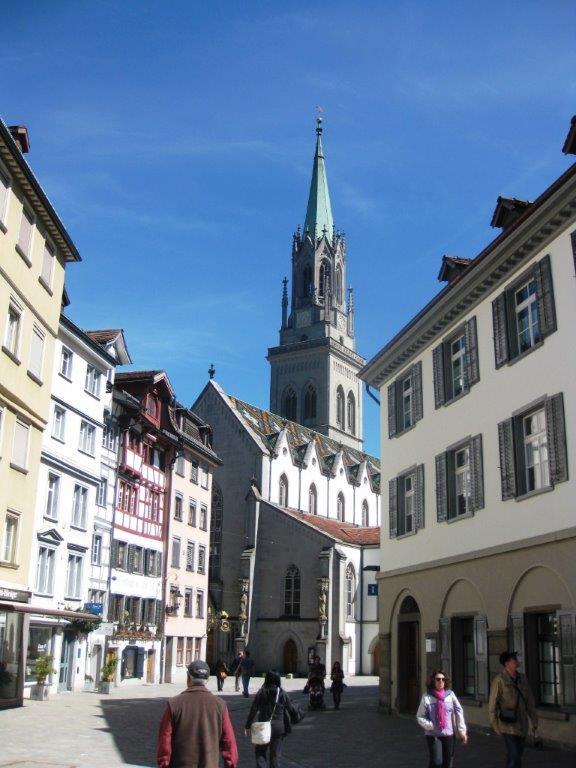Klosterviertel St.Gallen
