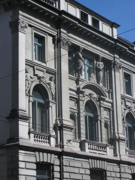 Gebäude St.Gallen