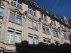 Gebäude beim roten Platz St.Gallen